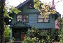 Houses I love! / by Debra Caruso