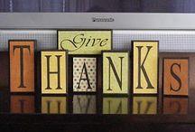 Thanksgiving / by Chelsea Fackrell