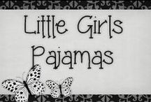 › Girls Pajamas. / › very cute and lovely pajamas for little girls..