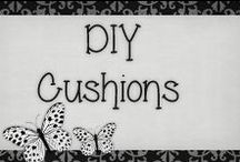 › DIY Cushions. / › very creative cushionss to do it yourself.. fun  ideas!