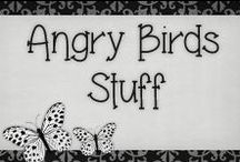 › Angry Birds Stuff. / › My son loves Angry Birds, so here are some options of cute stuff i have found!