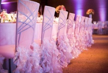 Chair Decor / A board containing a variety of ideas and inspiration for decorating and accenting wedding ceremony and reception chairs.  Ideas for party and other special event chairs, too. #chair #decor #accents #wedding #party #shower #ceremony #reception / by Something Floral™