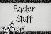 › Easter Stuff. / many ideas to do for easter...