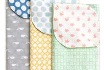 Baby Sewing / Sewing inspiration, patterns and tutorials for all things BABY! / by Kristy Smith / Hopeful Threads