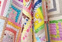 Quilt-y Inspiration & Info / Sewing inspiration, tutorials and pattern links for quilts & quilted projects. / by Kristy Smith / Hopeful Threads