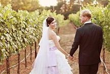 Vineyard Weddings / A variety of ideas and inspiration for vineyard and winery weddings, engagement  parties, showers, etc. #vineyard #vinyard #winery #wedding #weddings #party #bridal #shower #engagement #ideas #inspiration