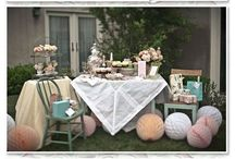 party ideas ... / by Kimberly Newman Rainey