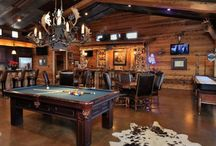 game rooms / by Kimberly Newman Rainey