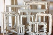 frames / Picture Frames / by Kimberly Newman Rainey