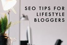 blogging. / by Katherine Hogarty