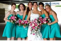 Aqua / Teal Weddings / A pin board containing a wide variety of ideas and inspiration for an aqua, turquoise, Tiffany blue, pool, and/or teal wedding, bridal shower, vow renewal, party, or corporate event. #aqua #blue #turquoise #Tiffany #pool #teal #wedding #shower #party #event #flowers #decor #weddings #reception #receptions #bridal