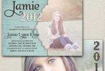 Graduation Announcements / by Kimberly Newman Rainey