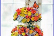 Butterfly Weddings / A variety of ideas and inspiration for butterfly themed weddings, parties, and other events. #butterfly #theme #themed #wedding #event #party