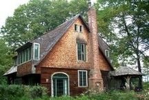 Tis my dream to own a cottage / by Debra Caruso