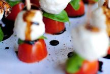 Gluten Free Appetizers / Appetizer ideas that are gluten free or can easily be modified to be gluten free.