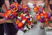 Bridal Bouquets 12 / Bridal Bouquets - Board 12 (more photos in our other bridal bouquet boards). A variety of beautiful bridal and bridesmaid bouquets. #bridal #bouquet #bouquets #wedding #flowers #bridesmaid / by Something Floral™