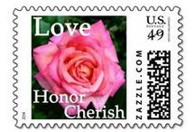 Wedding Stamps / This board contains a wide variety of stamps that are appropriate for wedding invitations, announcements, save the dates, RSVPs, thank you notes, anniversary and vow renewal ceremonies, bridal showers, wedding showers, engagement announcements, and engagement parties. #wedding #wedding #stamp #stamps #postage #postal