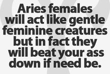 Aries / by Kimberly Newman Rainey