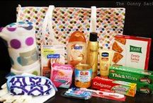 Building Care Bags / Items & Ideas for building care bags for shelters, foster care closets, hospitals and more! / by Kristy Smith / Hopeful Threads