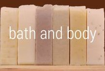 Bath and Body - Handcrafted Soaps and More / Handcrafted and handmade bath and body products - made in the USA - great gift ideas
