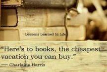 Books Books Books / by Adele Lewis