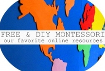 Things 4 MONTESSORI LEARNING / by Erica Haack