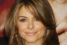 Hair / Highlights, hair color and hairstyles for brunettes. / by Melanie Kraintz