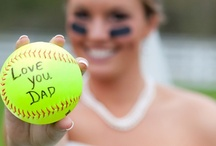 Softball. Nothing soft about this game... / by Pamela Voges