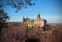 Polish Castles, Palaces, & Manors / by Poland Culinary Vacations