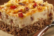 Casseroles/One Pot Meals
