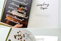 Editorial design / by Camila Colours