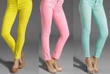 Pants & Shorts. / by Abigail Hernandez