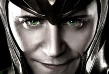 Loki Love / Because Loki is the most gorgeous and misunderstood villain ever!