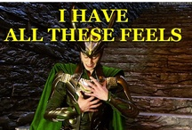 "Loki ""Laugh""-yson / A board devoted to all things Loki that make me laugh / by Amanda Miller-Hodges"