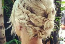 Wedding Beauty / Inspirational pins for future brides or bridesmaids. Features natural makeup ideas, beautiful hairstyles, nail inspiration, and everything you need to look beautiful when planning the big day.