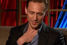 Hiddles(gifs)/videos and Tom Tweets / WARNING! Do not open these and watch unless you intend to have utter heart failure from all the yumminess that is Tom Hiddleston. / by Amanda Miller-Hodges