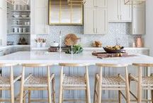 Kitchen dreams / Beautiful kitchen design that gives me all the feels and inspires me to cook and bake.