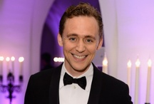 Hiddleston all dressed up / Tom Hiddleston in a suit. Does it get any better?