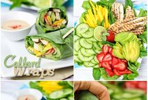Eating clean or Paleo / by Debi Blancheri Steinmetz