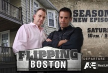 Flipping Boston  / California Paints Products & Colors Featured on A&E's Flipping Boston http://www.aetv.com/flipping-boston/