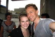 Tom and fans / by Amanda Miller-Hodges