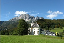 Marktschellenberg / Marktschellenberg am Fuße des Untersbergs - im Berchtesgadener Land vor den Toren Salzburgs - Natur am Ursprung -  FAMILIÄR ~ TRADITIONELL ~ AKTIV