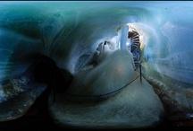Schellenberger Eishöhle / Die Schellenberger Eishöhle ist eine als Geotop ausgewiesene Eishöhle bei Marktschellenberg in den Berchtesgadener Alpen, nahe der österreichischen Grenze.