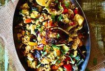Salads/Vegetable Recipes
