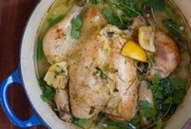 Chicken recipes  / by Adele Lewis