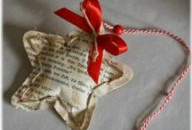 Christmas Ornaments DIY / by Adele Lewis