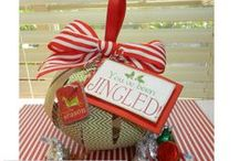 Christmas cards & tags DIY / by Adele Lewis