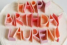 sto lat! / birthdays