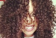 Curly Girlies / Hairstyles for girls with curls.