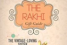 Rakhi Gift Guide - For the Vintage-Loving Sister / If you find your sister constantly talking about Audrey Hepburn, Coco Chanel or even Jackie O, then it goes without saying she's a fan of all things fashionable and vintage. #Rakhi #RakshaBandhan #brother #sister #festival #jewellery